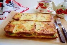 Sandwich-uri aperitiv preparate la cuptor - Rețete Merișor Sandwiches, Quiche, French Toast, Good Food, Cookies, Breakfast, Healthy, Recipes, Fine Dining