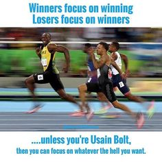 Insane Usane... Bolt Like A Boss