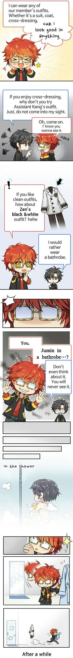 Mystic Messenger: Ask Me Anything 06 Part 2