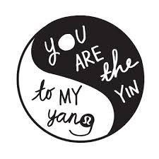 Yin Yang Tumblr Frases