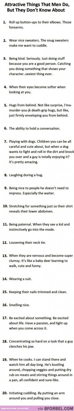 ;) 1,5,7,10 are the best lol