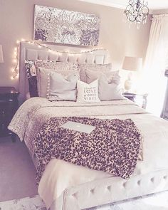I'm a sucker for twinkle lights ✨✨ Isn't @iamtinamorelli bedroom Pinterest worthy She is gorgeous, her home is gorgeous, and her blog is ! #followfriday @iamtinamorelli