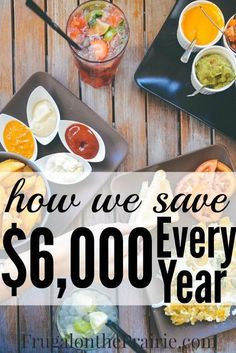 If you're worried at all about your budget and are not sure where your money is going, start by taking a good look at the amount you spend on restaurants and eating out.