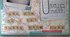 Art Journal: Where am I going « pinksuedeshoe