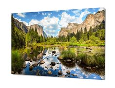 A personal favorite from my Etsy shop https://www.etsy.com/listing/200052252/yosemite-photography-large-california
