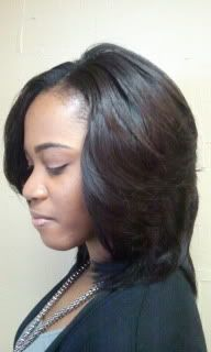 sew in wit invisible part?