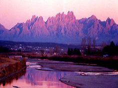 Las Cruces  New Mexico.  Where Shjon and I got engaged!