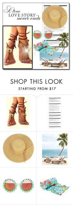 """""""SoftCrystal 15"""" by azra-90 ❤ liked on Polyvore featuring Arche, Rad+Refined and Lilly Pulitzer"""