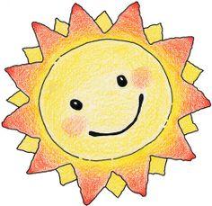 bright sunshiny day!