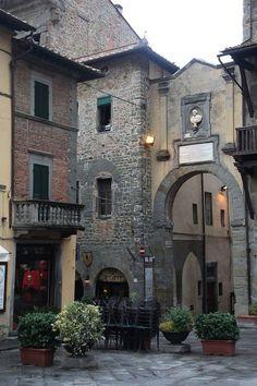 Cortona, Tuscany, It