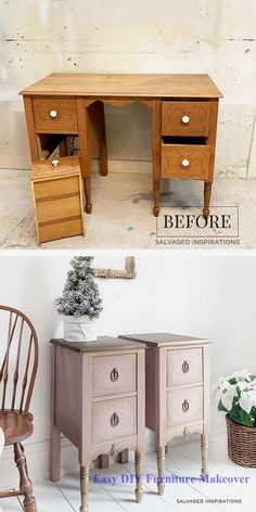 14 Unique Ways to Makeover Your Furniture - DIY Furniture Makeover - 14 Unique Ways to Makeover Your Furniture You are in the right place about thrift store c - Diy Furniture Redo, Thrift Store Furniture, Retro Furniture, Upcycled Furniture, Furniture Projects, Refurbished Furniture, Cheap Furniture, Painted Furniture, Furniture Design