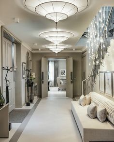 Find the best and most luxurious inspiration for your next entryway interior design project here. For more visit luxxu.net