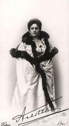 Anastasia Nikolaevna the Elder