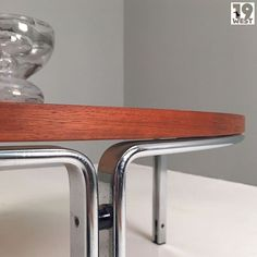 Detail of a coffee table by Horst Brüning for Kill International. For sale on www.19west.de.  #19west #vintage #design #furniture #möbel #designklassiker #fifties #sixties #seventies #modernist #midcentury #wohndesign #vintagemöbel #vintagedesign #retromöbel #germandesign #kill