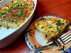 (1) Przepis na zapiekankę z cukinii i boczku - YouTube Lasagna, Feta, Lunch, Ethnic Recipes, Youtube, Eat Lunch, Lunches, Youtubers, Lasagne