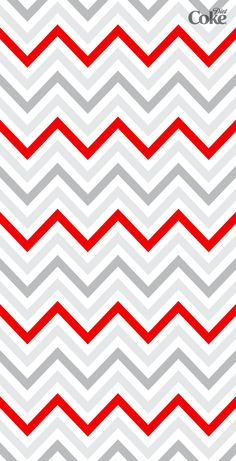 Diet Coke-inspired chevron pattern. Comment with your ideas for how you'd download and use it.