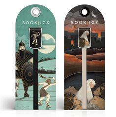 Bookjigs Biblical bookmark
