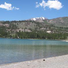 June Lake Beach