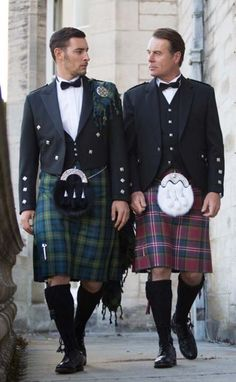Fabulous men in kilts.