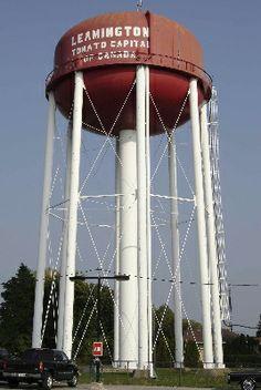 Leamington, Town of. Essex County. Southwestern Ontario.
