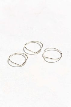 582732bc6 Stacked V Ring Set - Urban Outfitters Urban Outfitters, Copper, Silver  Rings, Metal