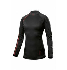 Buy your Craft Women's Active Extreme Crew Neck Base Layer 2013 - Base Layers from Wiggle. Running In Cold Weather, Winter Running, Ski Fashion, Fashion Women, Cycling Outfit, Black Media, Sportswear, Crew Neck, Men Sweater