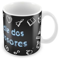 Caneca Porcelana Personalizada Dia dos Professores - ArtePress   Brindes Personalizados, Canecas, Copos, Xícaras