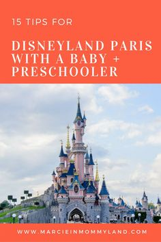 Heading to Disneyland Paris with your family? Click to read more or pin to save for later. www.marcieinmommyland.com