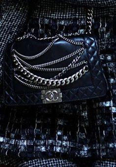 Chanel Boy Bag Fall 2013