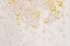 Champagne Bubbles Chandelier at 1stdibs
