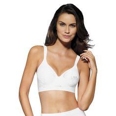 Beauty by Bali Women's T-Shirt Wireless Bra B540