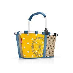 reisenthel shopping carrybag / Einkaufskorb, special edition bavaria 2 - http://herrentaschenkaufen.de/reisenthel/special-edition-bavaria-2-reisenthel-shopping