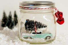 Christmas Jar Craft Ideas Best Craft And Gift Gallery