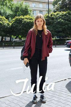 STREET STYLE: NA NIEPOGODĘ Blond, Normcore, Street Style, Room, Fashion, Bedroom, Moda, Urban Style, Fashion Styles