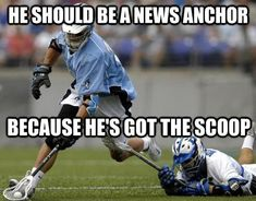 This terrible joke: 28 Things You'll Only Understand If You Play Lacrosse Lacrosse Memes, Basketball Quotes, Basketball Drills, Women's Lacrosse, Soccer Humor, Softball Quotes, Lacrosse Sticks, Football Humor, Outfit Gym