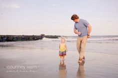 Tips for getting Dads to happily get in front of the camera by Courtney Keim