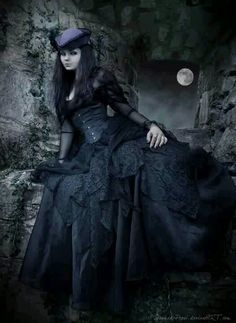 Gothic Victorian: ok so I don't know if you can actually buy this dress-most of…