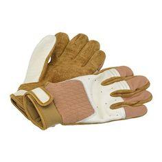 White/Tan Bitwell Bantam Gloves