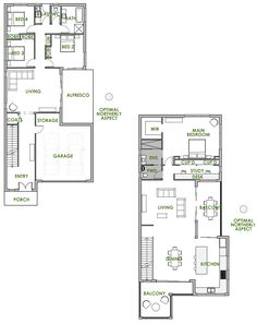 The Mandalay Offers The Very Best In Energy Efficient Home Design From Green  Homes Australia. Take A Look At The Floor Plan Here.