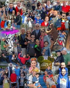 77 Best Picture Collage samples designed by professional