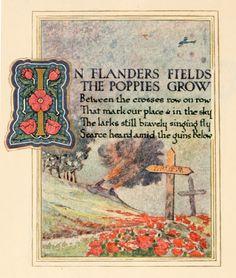In Flanders Fields - Wikipedia, the free encyclopedia