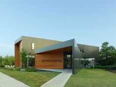 Gallery - Fayetteville Montessori Elementary School / Marlon Blackwell Architect - 2