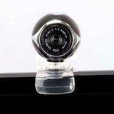 USB 50MP HD Webcam Web Cam Camera for Computer PC Laptop Desktop Black #UnbrandedGeneric