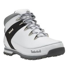 bc8ee4041649b6 Timberland - Chaussures Euro Sprint Hiker Homme - Blanc Chaussures De  Ville, Chaussures Homme,