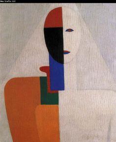 Kasimir Malevich | Female