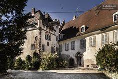 Historical place near Strasbourg in Obernai