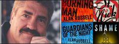 Mystery Writer Alan Russell Tonight 3/23/2015