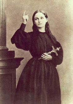 St Clelia Barbieri- youngest foundress ever, died at 23, her order still hears her voice singing once a year