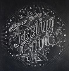 Feeling Good! on Behance