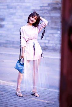 SHEN YUE Meteor Garden Cast, Meteor Garden 2018, A Love So Beautiful, New Look Fashion, Ulzzang Korean Girl, Chinese Actress, Garden Styles, Asian Woman, Pretty Outfits